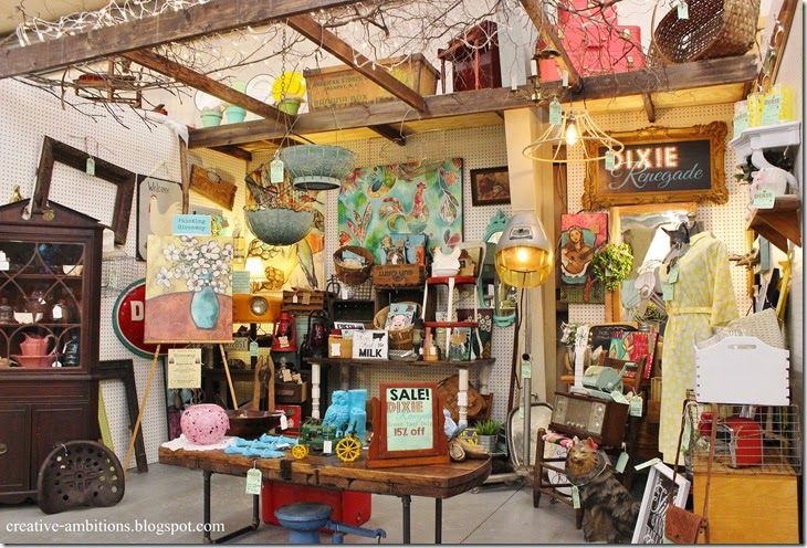 KJoyner Art Booth Creative Ambitions