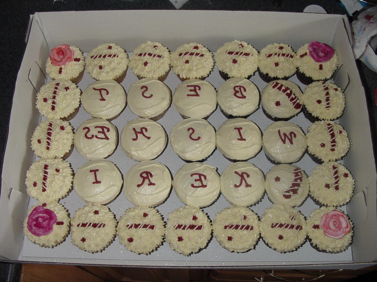 cupcake bridal shower