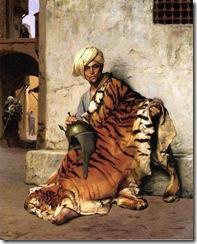 Jean-Leon_Gerome_XX__Pelt_Merchant_Cairo_1880