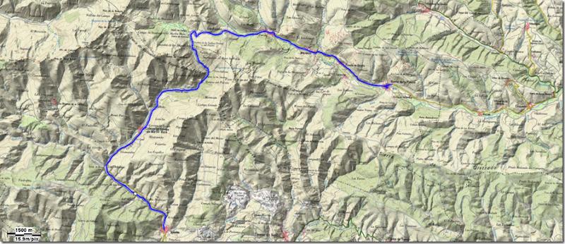 Mapa 5 Etapa