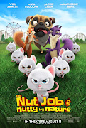 The Nut Job 2: Nutty by Nature (CAM)