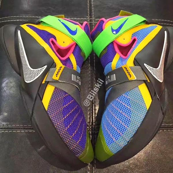 8220What the8221 Visits the Nike Soldier 9 in Two Different Styles