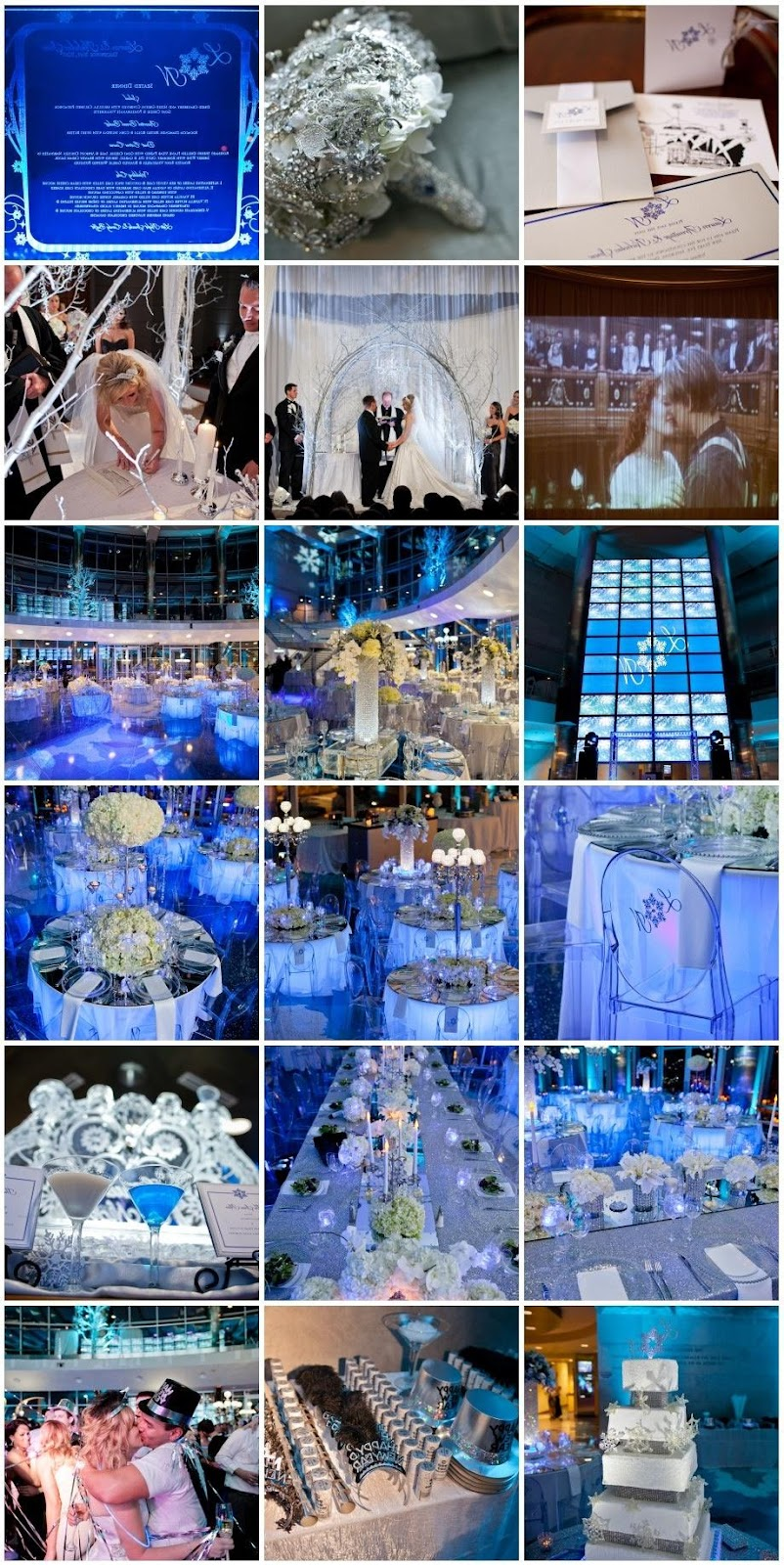 Wedding Planner: Table 6