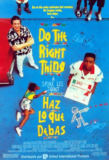 Haz lo que debas (1989) 720p Dual