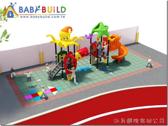 BabyBuild 國小遊戲器材規劃