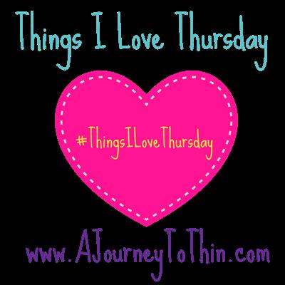 Things I Love Thursday 9-17