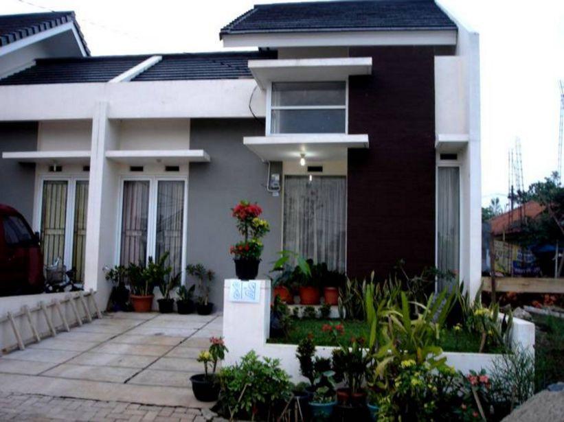 model rumah 1 lantai asri idaman