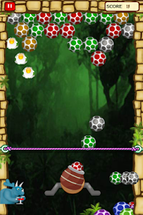 Dynomite Egg Shoot Free - screenshot