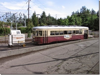 IMG_3180 Willamette Shore Trolley in Lake Oswego, Oregon on August 31, 2008
