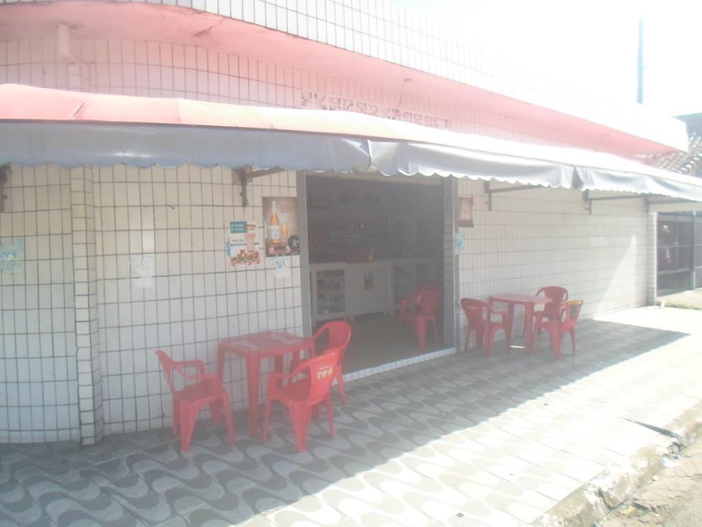 Ponto à venda, 80 m² por R$ 140.000,00 - Tupi - Praia Grande/SP