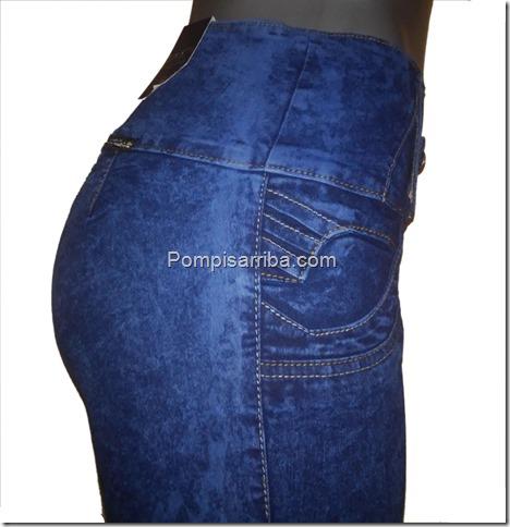 jeans corte colombiano barato  2