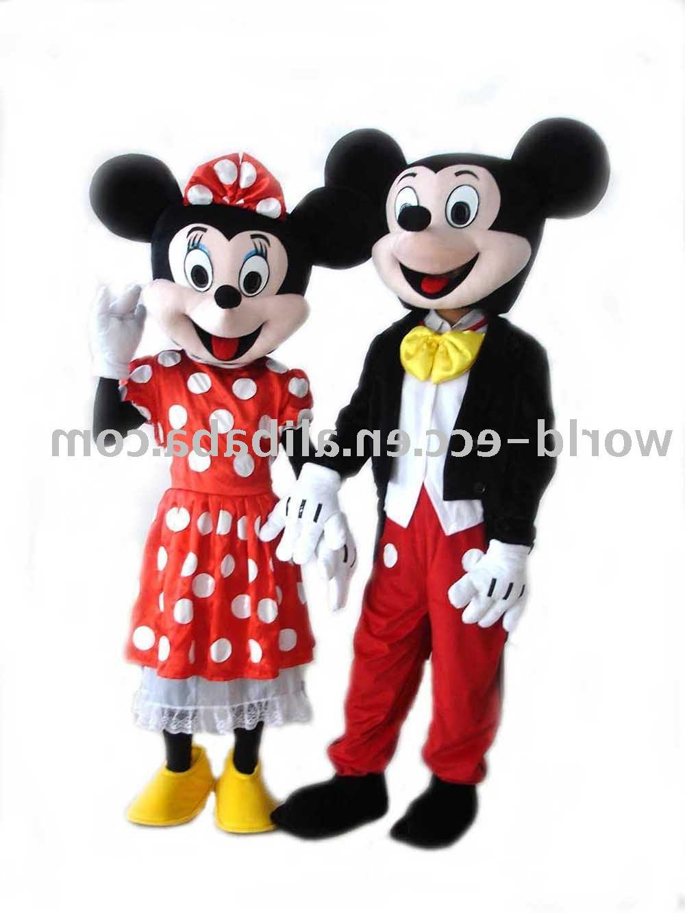 Mickey & Minnie Cartoon