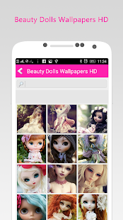 Beauty Dolls Wallpapers HD - screenshot