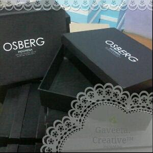 Box packaging dompet kulit