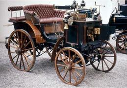 Panhard 1890 phaéton