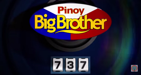 Pinoy Big Brother 737