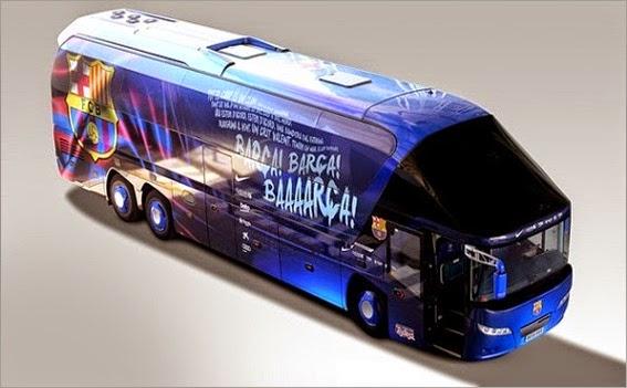 Bus del FC Barcelona