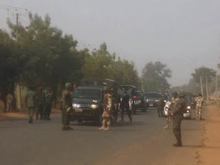 Shi'ites attempt to assassinate Army Chief, General Tukur Buratai