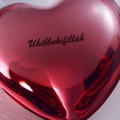 Uhibbuki Fillah Habibti awak,until JANNAH :)