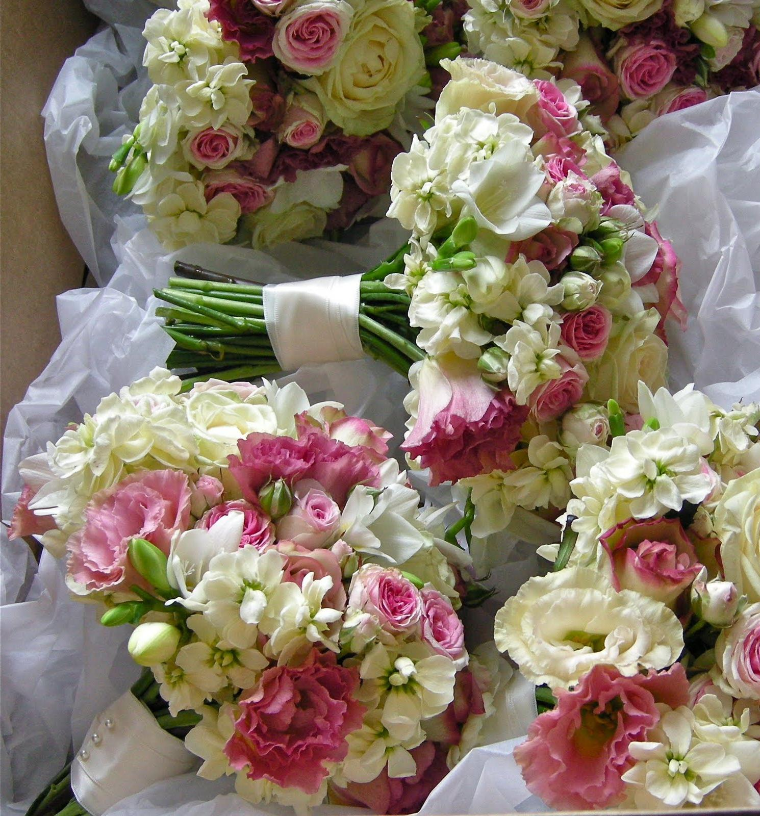 wedding Rose Stock Lisianthus
