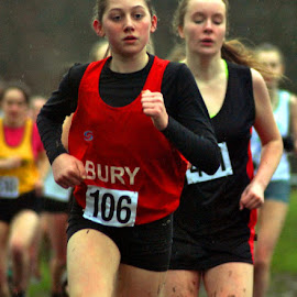 Bury  my  opponents by Gordon Simpson - Sports & Fitness Running