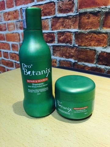 Pro Botanix repair and nourish shampoo