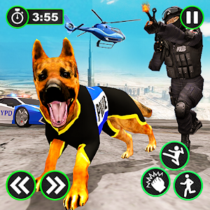 Police Dog Chase Simulator For PC / Windows 7/8/10 / Mac – Free Download