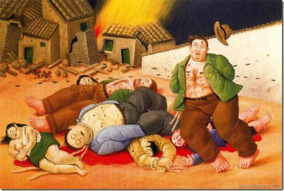 18-Fernando Botero Paintings 51
