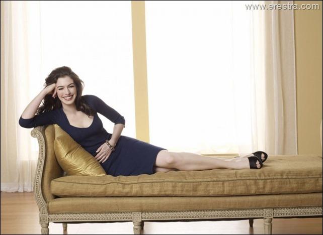 Anne Hathaway43.