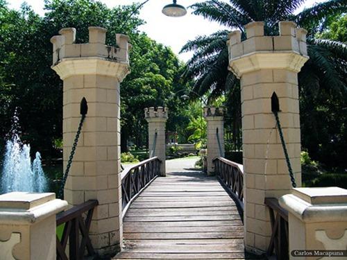 Ponte, Praça Batista Campos - Belém do Parà, foto: Carlos Macapuna su flikr