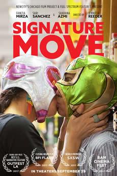 Baixar Filme Signature Move (2018) Legendado Torrent Grátis