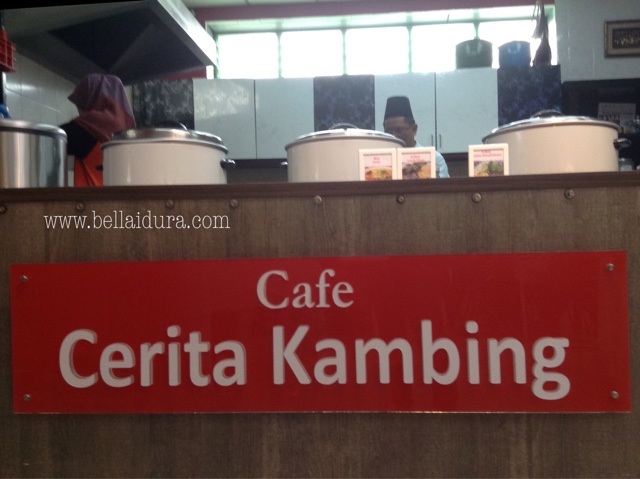 Cafe Cerita Kambing - Masakkan Kambing Tersedap
