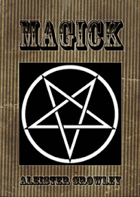 Cover of Aleister Crowley's Book Magick