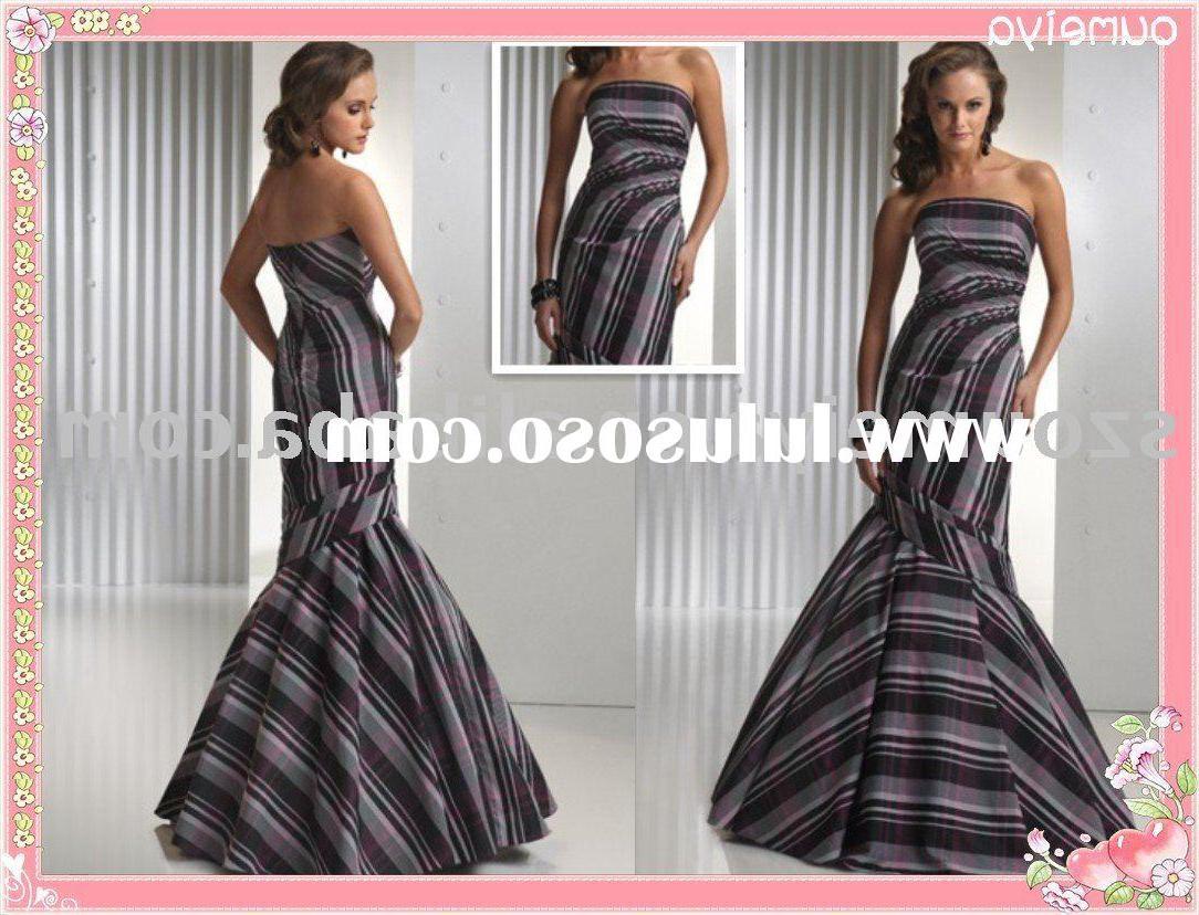 Mermaid Wedding Dress j0084