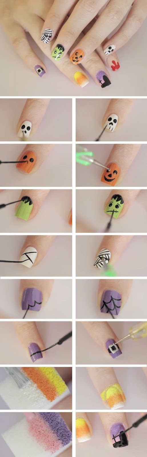 Halloween_nails