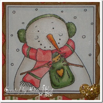 Folk Snowman 4 (1)