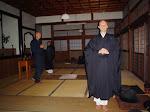 Medytacja wchodzeniu - kinhin.