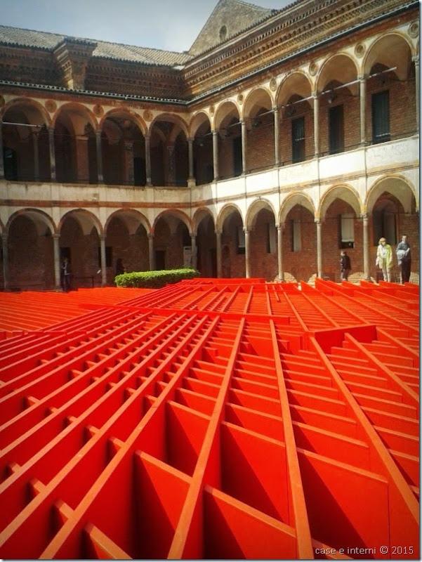 Milano design week - Fuorisalone 2015 - Statale