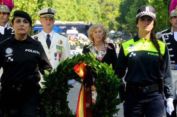 Festividad de San Juan Bautista 2015, patrón de la Policía Municipal