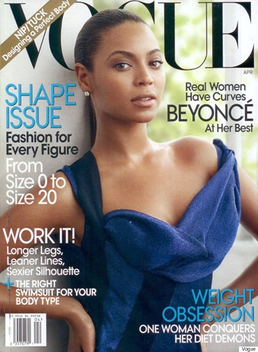 April 2009 Vogue US
