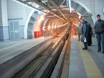 "Istanbul - Second oldest subway and the shortest ""Tunel"""