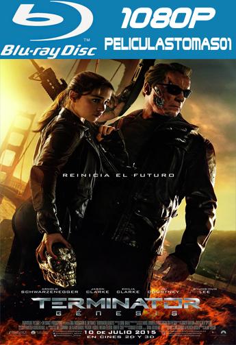 Terminator: Génesis (2015) [BDRip m1080p/Dual Castellano-ingles]