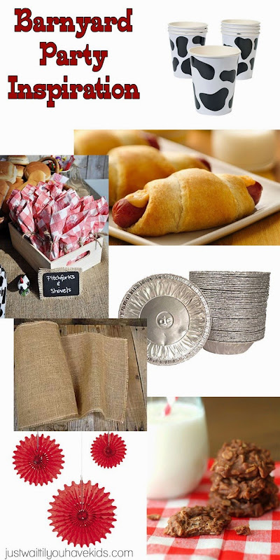 Barnyard Party Inspiration