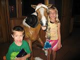 Bryan and Hannah inside the Wildhorse Saloon in Nashville TN 09032011