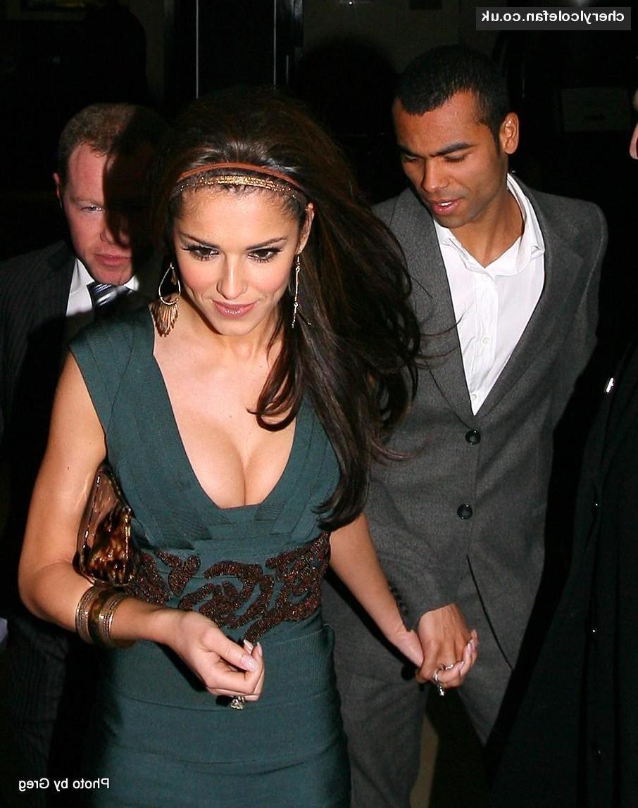 Cheryl Cole Nipple Slip