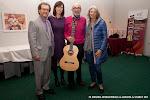El Luthier Marcello Masellani en las XII Jornadas Internacionales de Guitarra de Valencia en el Palau de la Música de Valencia.