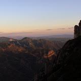 As The Sun Sets - Montserrat, Spain