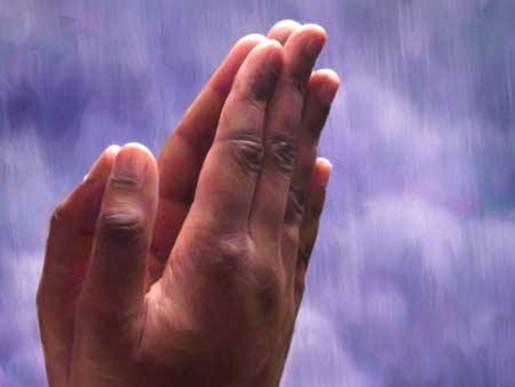 Yêu Mến Sự Thinh Lặng, cầu nguyện