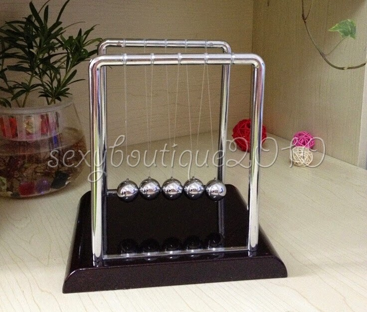 steel swinging balls