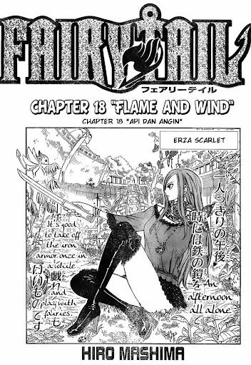 Manga Komik Fairy Tail 18 Online page 1